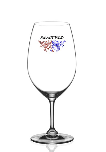 Crystal Cabernet/Merlot Wine Glasses