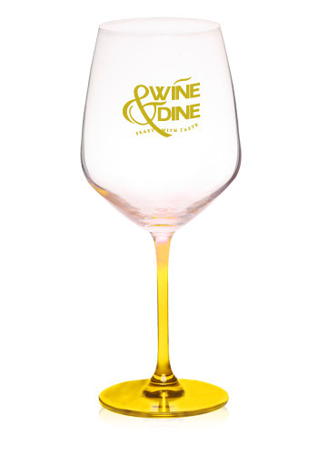 Custom 24 oz lead free crystal large wine glasses from Large wine glasses cheap