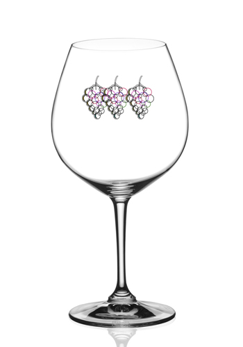 Crystal Pinot Noir Wine Glasses