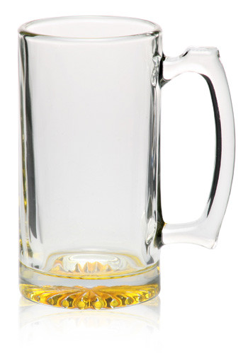 libbey sports glass beer mugs