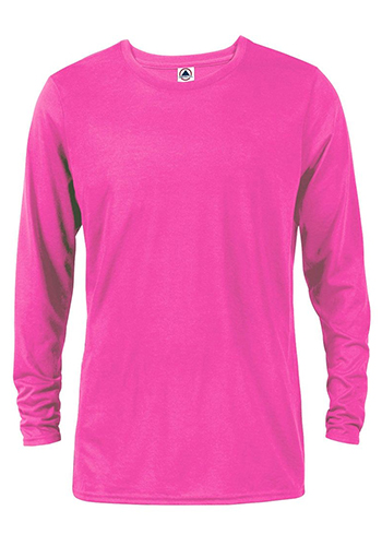 Long Sleeve Adult Performance Tees