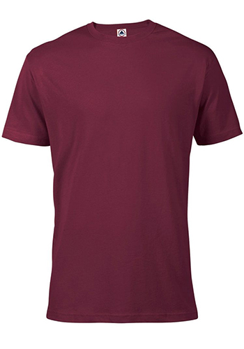 Promotional 4.3 oz 65/35% Polyester/Combed Ringspun Cotton