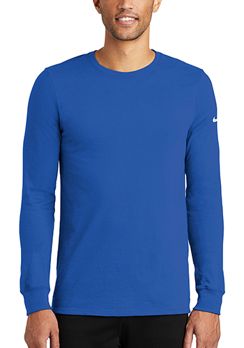 Cotton Poly Long Sleeve Tees
