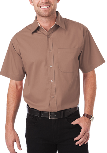 8330s PLUS SIZE SHIRTS SIZE XL 6XL MEN/'S SHORT SLEEVE FINE TWILL SHIRTS