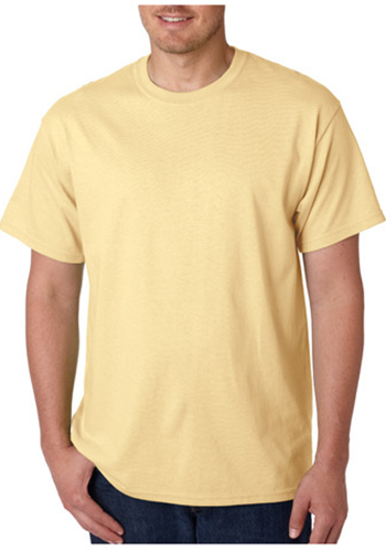 Cheap Gildan Heavy Cotton Printed T Shirts With Logo G5000
