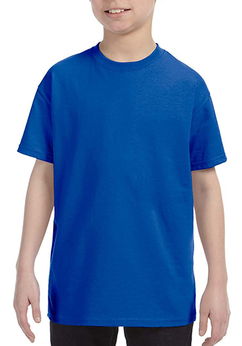 Gildan Heavy Cotton Youth T-shirts | G5000B