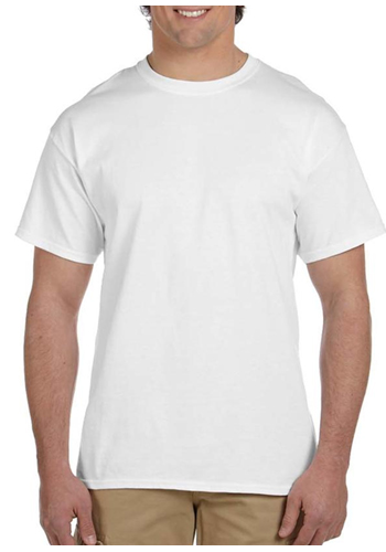 Hanes Heavyweight Cotton Blend T-shirts