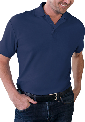 Customized 5.5 oz Easy Care 65/35% Polyester/Cotton