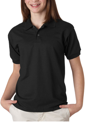 Custom 5.6 oz  Youth 50/50 Cotton / Polyester Blend