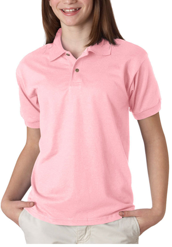 Wholesale 5.6 oz  Youth 50/50 Cotton / Polyester Blend