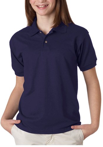 Promotional 5.6 oz  Youth 50/50 Cotton / Polyester Blend