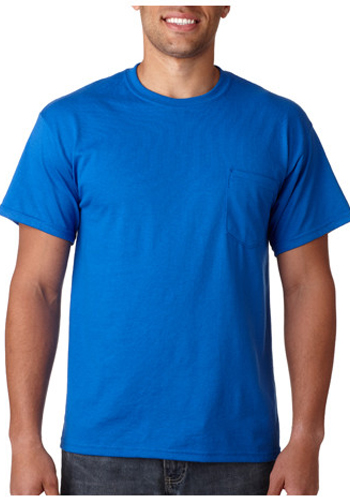 Gildan Dry Blend Pocket T-shirts