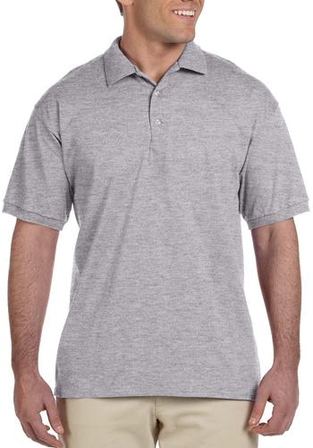 33c4fb05d19 Embroidered Gildan Ultra Cotton Jersey Polo Shirts | G2800 ...