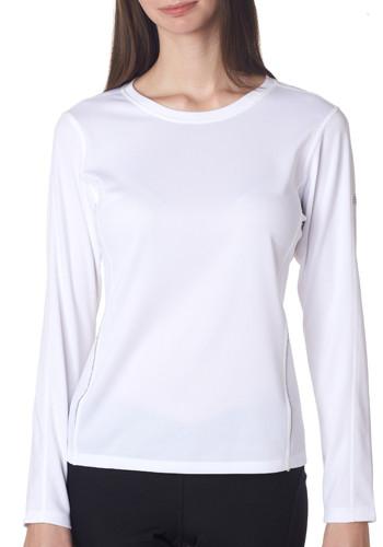 Wholesale Ladies Long Sleeve Performance T Shirts New