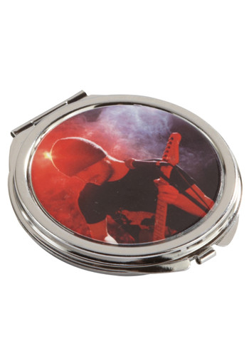 Promotional Round Metal Compact Mirrors