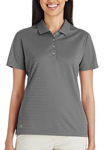 Adidas Golf Ladies Micro Stripe Polos | AOA262