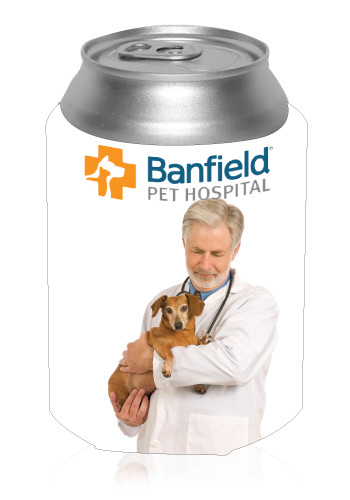 Veterinarian Can Coolers