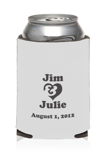 Collapsible Wedding Can Cooler | KZW71