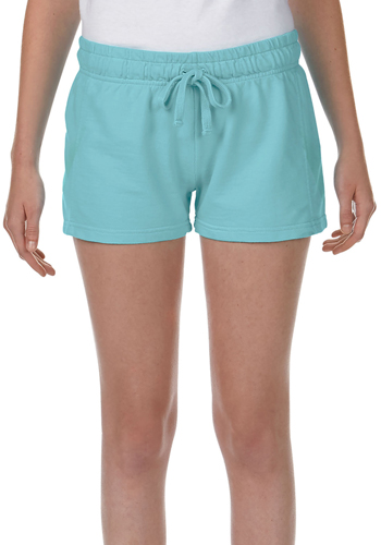 Customized Comfort Colors Ladies French Terry Shorts