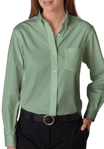 Custom Cotton/ Polyester Wrinkle Resistant Blend
