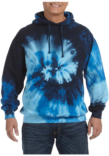 05cc0c7fe2537 Tie-Dye™ Adult 8.5 oz Tie-Dyed Pullover Hoodies   CD877