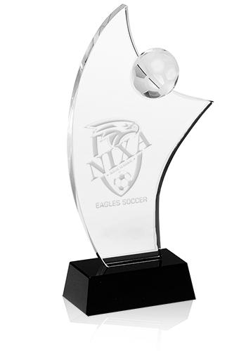 Soccer Crystal Awards | DMAW15