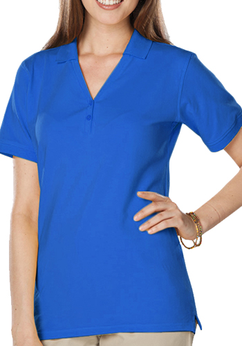 Personalized Easy Care 65/35% Polyester/Cotton Blend