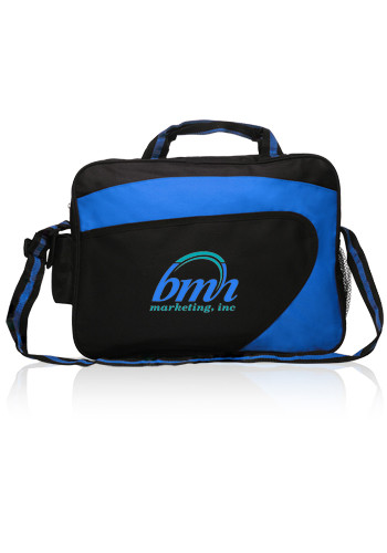 Ecliptic briefcase messenger bag mb020 blue