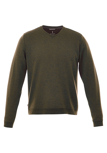 Bulk Elevate Mens Bromley Knit V-Neck Sweaters