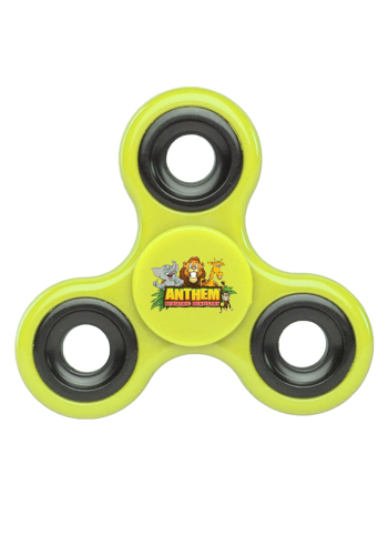 Full Color Fidget Spinners | FS001