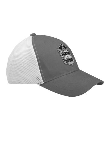 39c78402f1b Embroidered Fun Top Two Tone Baseball Caps
