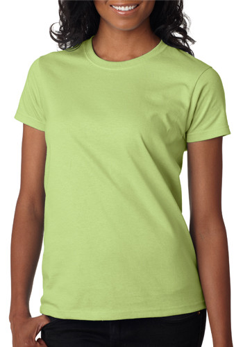 018c07ddff746a Printed Gildan Ultra Cotton Ladies T-shirts | G2000L - DiscountMugs