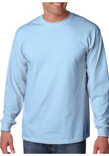 cf378e0c3fd Gildan Ultra Cotton Long Sleeve T-shirts