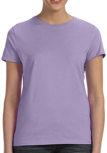 Personalized women 39 s shirts at lowest prices discountmugs for 100 ringspun cotton t shirt wholesale