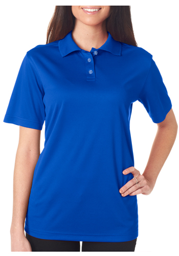 Promotional Ladies UltraClub Cool & Dry Mesh Sport Polos