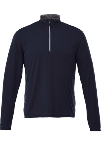 Customized Men's Vega Tech Quarter Zip