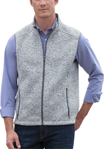 Custom Mens Summit Sweater-Fleece Vests