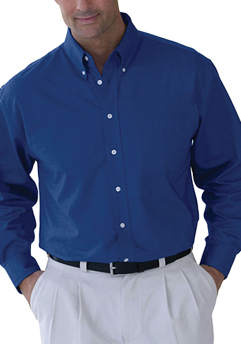 Customized Mens Velocity Repel and Release Oxford Shirts