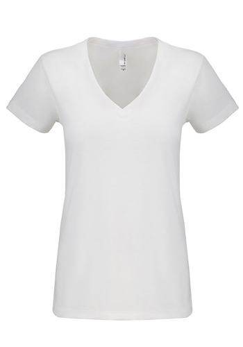 Wholesale Next Level Womens Sueded V-Neck Tees