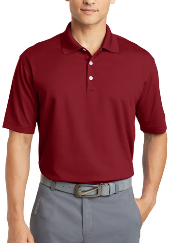 Customized Nike Golf Dri-FIT Micro Pique Polo Shirts