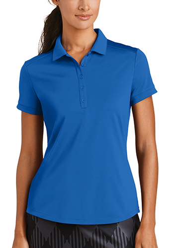 Customized Nike Ladies Dri FIT Players Modern Fit Polos
