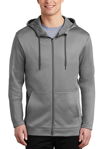 Promotional Nike Therma FIT Full Zip Fleece Hoodies