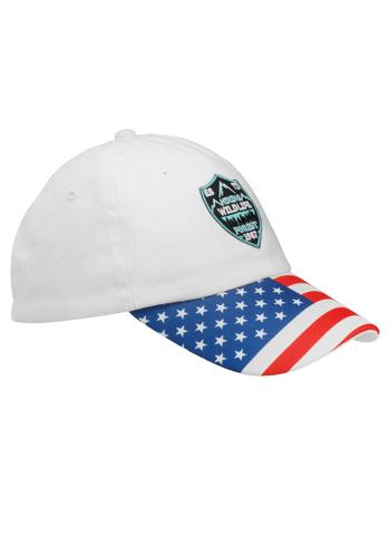 Unconstructed Baseball Caps