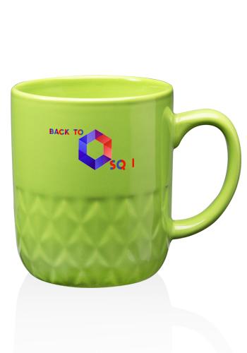 Diamond Ceramic Mugs