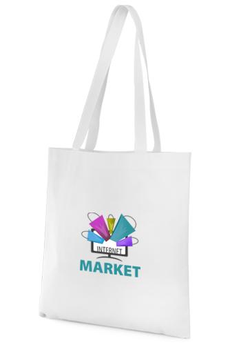 fb2d3ed74a3d Printed Non-Woven Reusable Tote Bags
