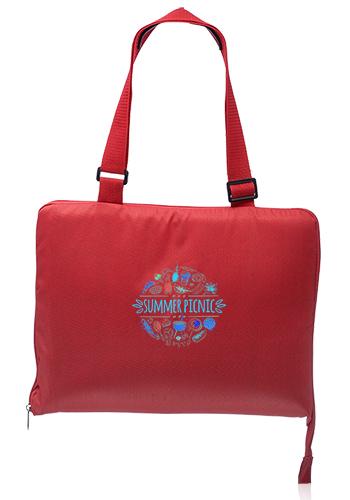 Savannah Picnic Blanket Tote Bags | XD501