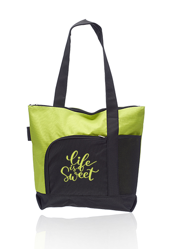Rosella Tote Bags with Mesh Pocket | TOT251