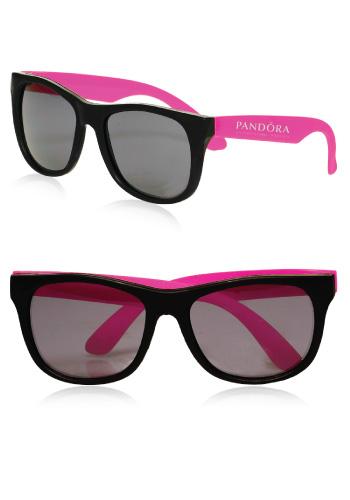 4d608e2d9e0 Personalized Two Tone Plastic Sunglasses