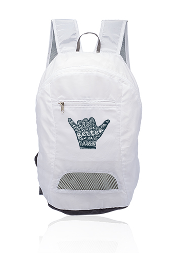 Running Mate Collapsible Silk Soft Backpacks    BPK79