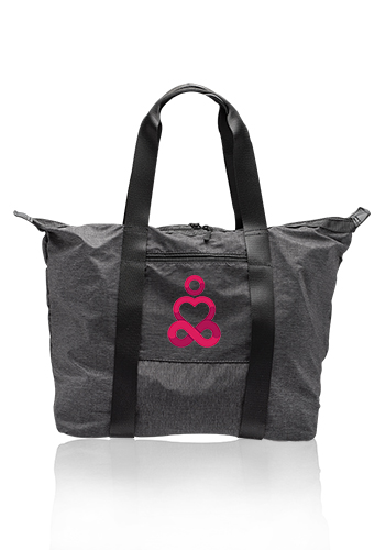 Tote Bags with Yoga Mat Insert